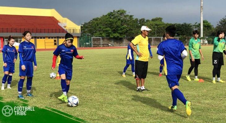 Chuyển động bóng đá Việt Nam 11/7: ĐT nữ Việt Nam đấu U20 Australia