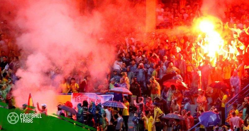 Đánh bại Hà Nội B, Nam Định trụ hạng V.League thành công