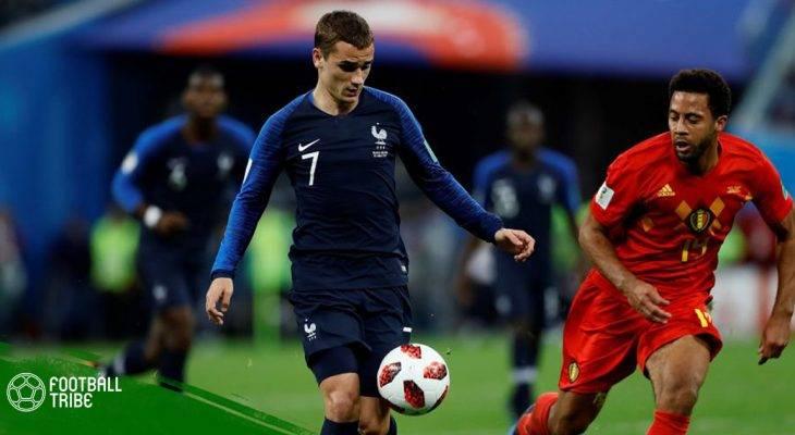 Dư âm Pháp 1-0 Bỉ: Umtiti đưa Les Bleus vào Chung kết