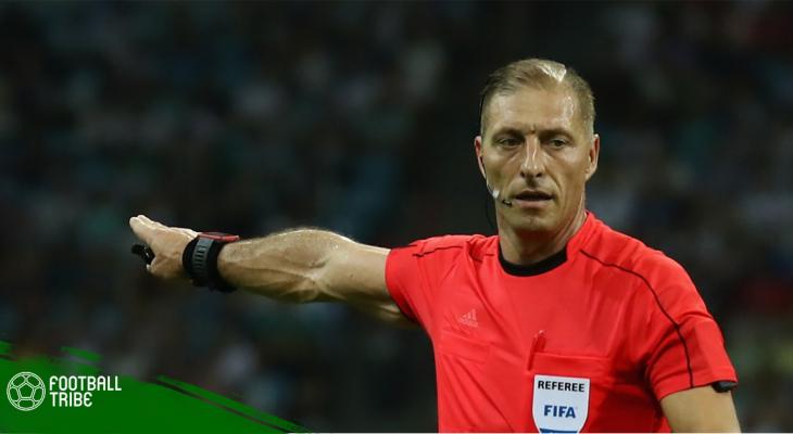 Lộ diện trọng tài bắt trận chung kết World Cup 2018