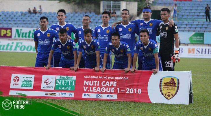 Vá hàng thủ, nhà vô địch V-League 2017 chiêu mộ trò cưng Miura