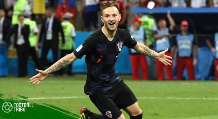 Điểm tin World Cup 15/7: Rakitic hứa xăm lên trán nếu vô địch World Cup
