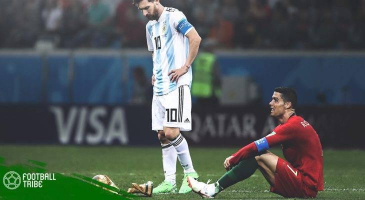 Đội hình những ngôi sao phải về nước sau vòng 1/8 World Cup