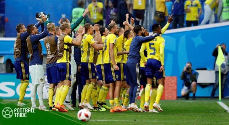 Điểm nhấn Thụy Điển 1-0 Thụy Sĩ: 24 năm cho một trận Tứ kết