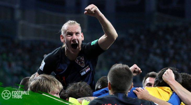 """Phát ngôn """"liều"""", trung vệ Croatia may mắn được FIFA khoan hồng"""