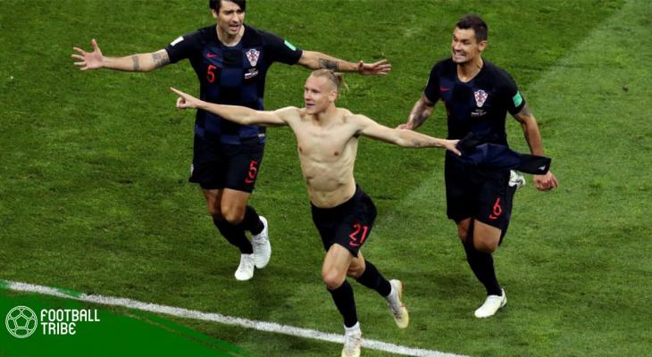 Trung vệ Croatia xin lỗi khán giả Nga