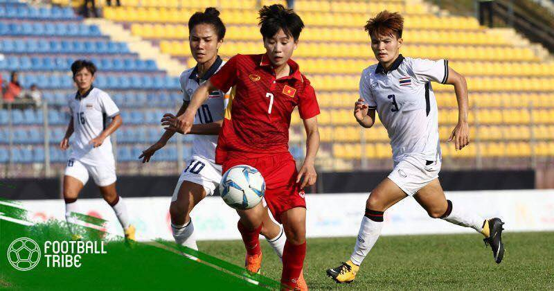 Tổng quan bóng đá nữ ASIAD 2018