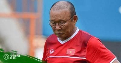 HLV Park Hang Seo: 'VAR cần được xử lý chính xác hơn'