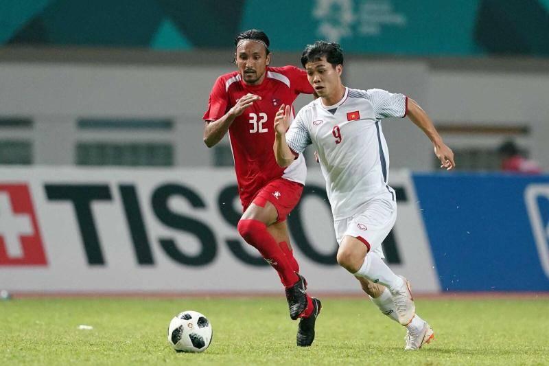 Công Phượng không e ngại trước áp lực khủng khiếp tại sân Malaysia