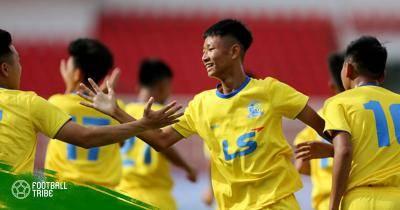 Khởi tranh VCK U15 Quốc gia – CÚP Thái Sơn Bắc 2018