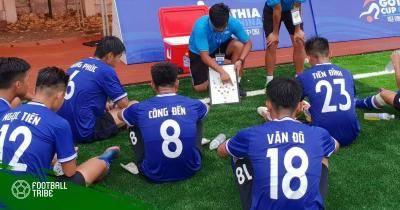 U17 PVF đại thắng 5 sao trước đội bóng trẻ Nhật Bản ở Gothia Cup