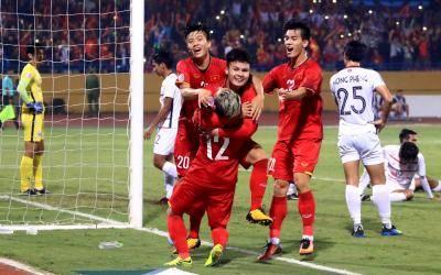 Đội tuyển Việt Nam trở lại top 100 thế giới