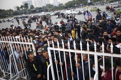 VFF đưa ra quyết định bất ngờ về việc phát hành vé trận Việt Nam – Campuchia