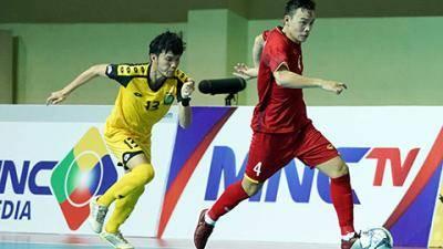Để thua Indonesia, ĐT Futsal Việt Nam về hạng 4 Đông Nam Á