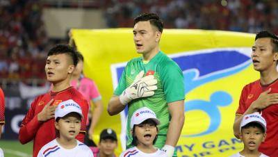 HLV Park: 'Tôi thấy Văn Lâm không có vị trí tốt'