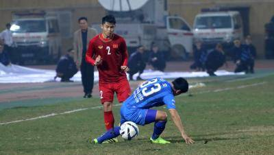 """""""Sao"""" trẻ HAGL lập công, U22 Việt Nam cầm hòa Sài Gòn FC"""