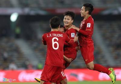 FIFA ấn tượng với bước tiến của tuyển Việt Nam
