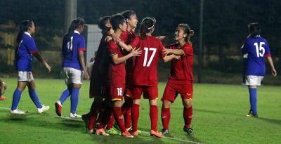 Đội tuyển U19 nữ Quốc gia tập trung, chuẩn bị cho vòng loại 2 giải U19 nữ châu Á 2019