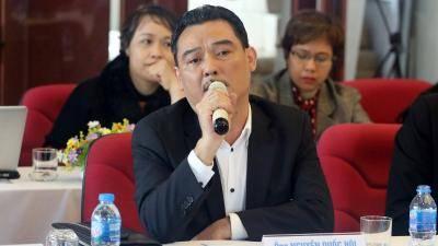 Chủ tịch Nguyễn Quốc Hội: 'Muốn đổi lịch trận Siêu cúp nhưng không được, Hà Nội sẽ tập trung lực lượng cho cúp châu lục'