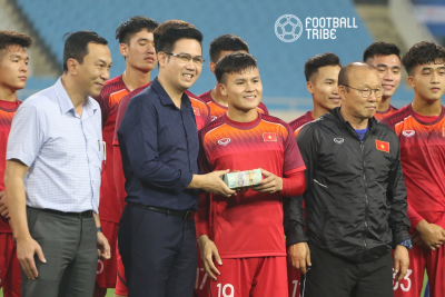 Chưa cần vượt vòng loại, U23 Việt Nam đã nhận thưởng nóng nửa tỷ đồng