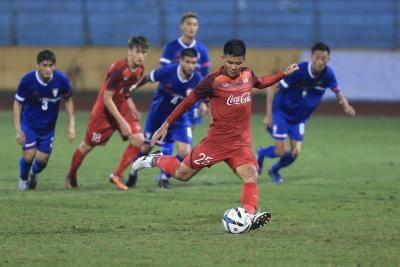 Lộ diện trọng tài chính bắt trận U23 Việt Nam đấu U23 Brunei