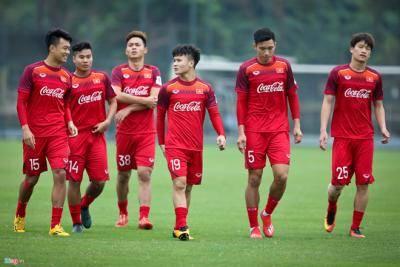 Đội tuyển Việt Nam sẽ tham dự King's Cup 2019