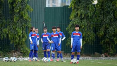 HLV trưởng Mai Đức Chung chốt danh sách ĐT U19 nữ Việt Nam tham dự VL 2 U19 nữ châu Á 2019