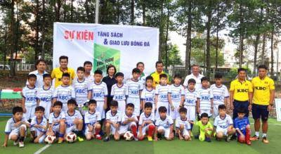 Cựu tuyển thủ Thanh Bình trải lòng về kỹ năng phát triển cầu thủ nhí