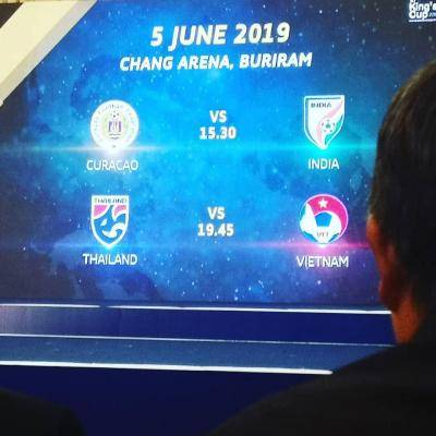 Bản quyền King's Cup có thể lên đến 7 tỷ đồng nhờ Việt Nam đấu Thái Lan