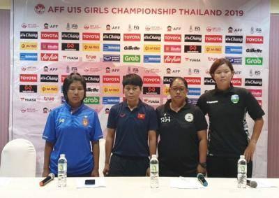 ĐT U15 nữ Việt Nam muốn giao lưu, trải nghiệm và giành kết quả tốt nhất