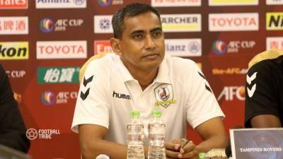 Tampines Rovers tự tin đánh bại Hà Nội FC dù bán cầu thủ hay nhất
