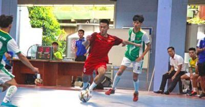 ĐT U20 futsal Việt Nam đang thích ứng tốt với chiến thuật và cường độ tập luyện