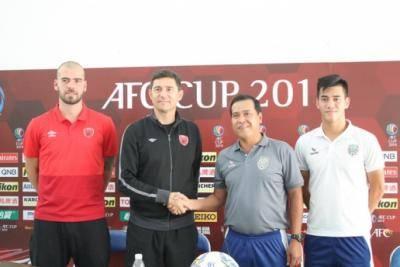 Bình Dương quyết đánh bại PSM Makassar