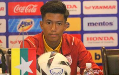Cầu thủ U23 Myanmar tiếc nuối vì không được đối đầu Quang Hải