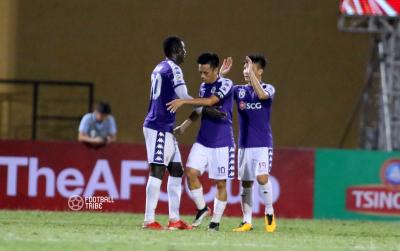 Hà Nội FC được VFF thưởng nóng khi vào chung kết ASEAN Zone AFC Cup 2019