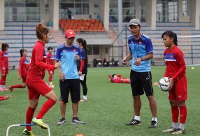 Giao hữu (19/7), U19 nữ Việt Nam vs U18 nữ Shanghai: 1-2