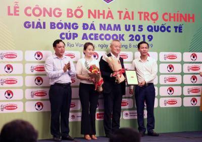 U15 Việt Nam đối đầu với Nga ở giải quốc tế