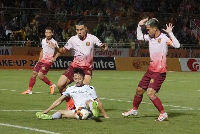 Điểm nhấn Sài Gòn 3-1 HAGL: Trận đấu bạc nhược của đội khách