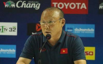 'Không có chuyện HLV Park cấm phóng viên Thái Lan tác nghiệp'