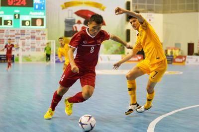 ĐT Futsal Việt Nam rộng đường đến với Futsal World Cup 2020