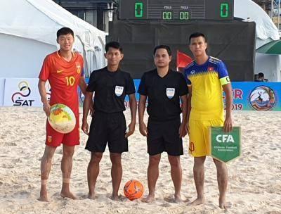 """Bóng đá Việt Nam thêm một lần khiến Trung Quốc """"ôm hận"""""""