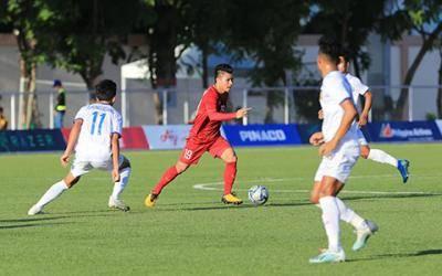 Chính thức: Quang Hải chia tay SEA Games 30