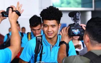 U23 Việt Nam giao hữu với cựu vương V-League ở TP.HCM